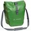 VAUDE Aqua Fietstas Front groen/olijf